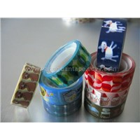 Cartoon Stationery Adhesive Tapes