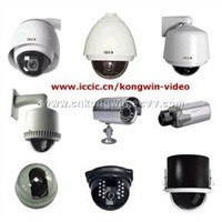 High Speed Dome Camera & CCTV security equipments