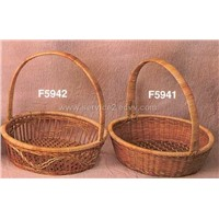 Bamboo Basket of All Kinds From Vietnam
