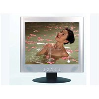 17tand-alone TFT-LCD Color TV /Monitor