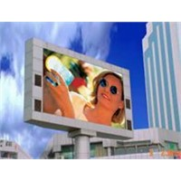 LED outdoor full color display screens