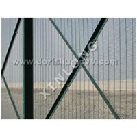 Sealed Security Fence