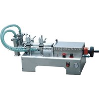 SYF Double Heads Liquid Filling Machine