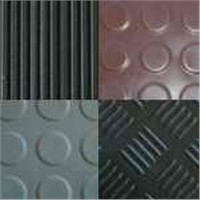 rubber mat & rubber sheet