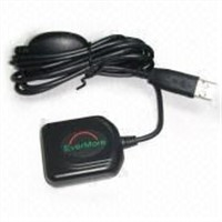 PC GPS Receiver with USB or RC-232 Interface