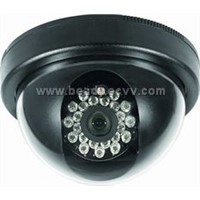 Plastic IR Dome cctv Camera 23IR security cctv ccd cameras