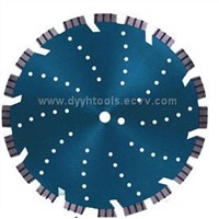 diamond laser saw blade