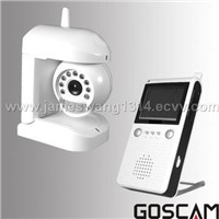 2.4GHz Wireless Detection Alarm Day Night Camera
