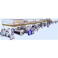 corrugated paper board production line