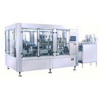 Washing & Filling & Capping Machine