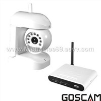 2.4GHz Motion Detection Wireless Camera