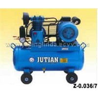 One-stage Air-cooled Motible Air Compressor