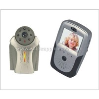 2.4GHz Palm wireless baby monitor