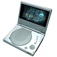 Portable DVD with DVB-T