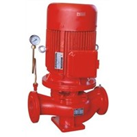 IRG SINGLE-STAGE IN-LINE CENTRIFUGAR PUMPS