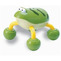 Vibrating Frog Massager