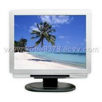 15 inches TFT LCD TV/MONITOR with TV AV PC functio