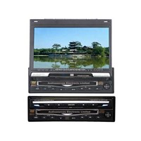 7-Inch automatically screen In-dash DVD Player