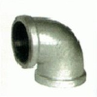 Galvanized pipe fittings - Elbow (90)