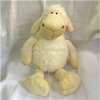 Brand New plush toy from Nici - white sheep 48cm
