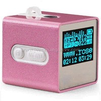 two color oled screen mp3 player