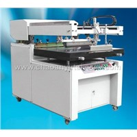 YT-inclined arm type precision screen printing mac