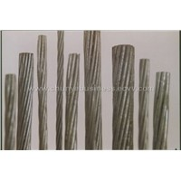 Galfan Steel Overhead Ground Wire Strand