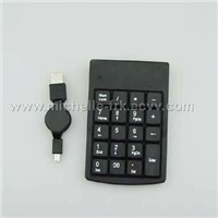 Super Slim USB Numeric Keypad