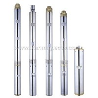 deep well submersible pump