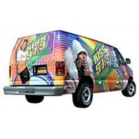 Vehicle Vinyl Wraps