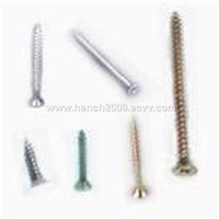 Flat head tapping screws|Fastener