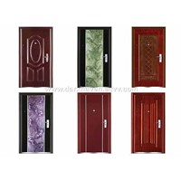 Steel Decorative Door