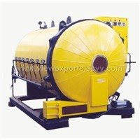 Tyre Retreading Electric Curing Chamber