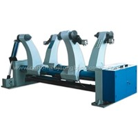 Shaftless hydraulic pressure mill roll Stand