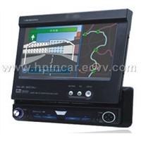 car DVD Buitl in GPS