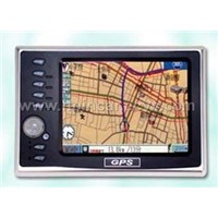 5inch Touch Screen GPS PDA with SIRF III