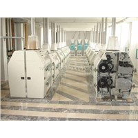 Complete / Compact Flour Mills