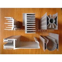 Industrial section extrusion