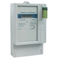 Three Phase Prepaid Meter