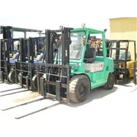 Used and New forklifts