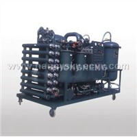 Lubricating Oil Purification Plant