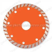 diamond saw blade-turbo rim
