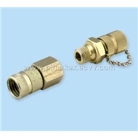 Female & Male Plug For Pressure Gauge