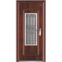 steel security doors, steel wood doors