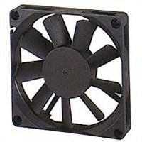 DC dan, cooling fan