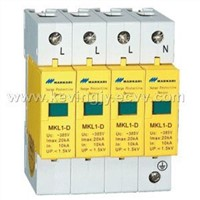 module protector against surge current