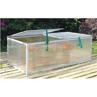 Cold Frame Aluminum Greenhouse
