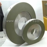 double-disc surface diamond grinding wheel