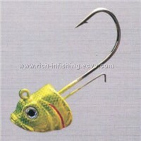 Fishing Tackle, Lead Jig Head