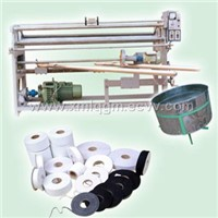 Bias Cutting & Winding Machine
